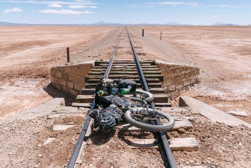 Taking the train toward the western edge of Bolivia