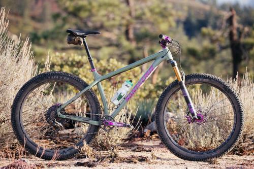 the Santa Cruz Chameleon 27.5+ Hardtail