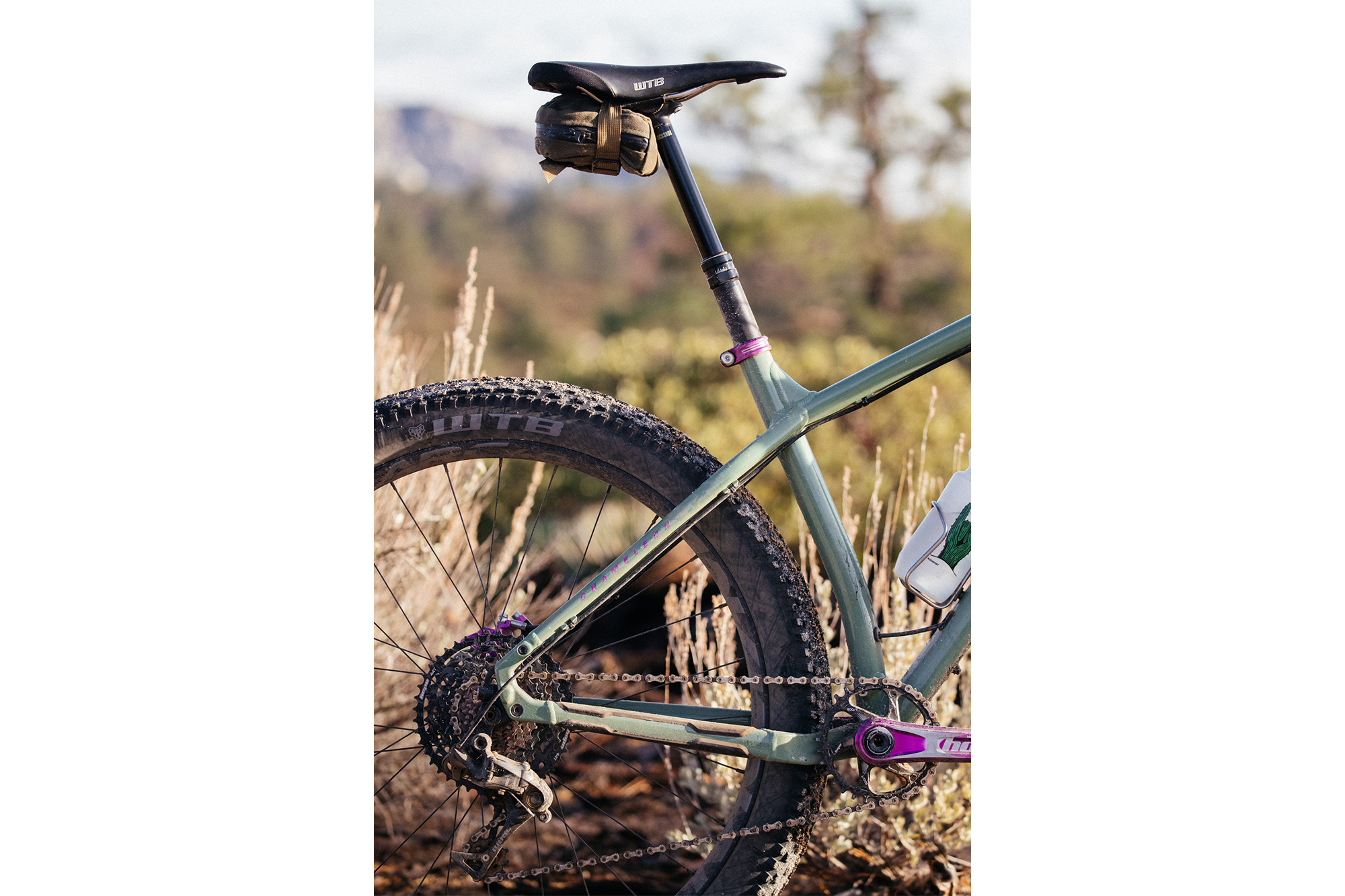 A Bike That Really Stands Out: the Santa Cruz Chameleon 27 5+