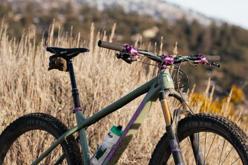 the Santa Cruz Chameleon 27.5+ Hardtail
