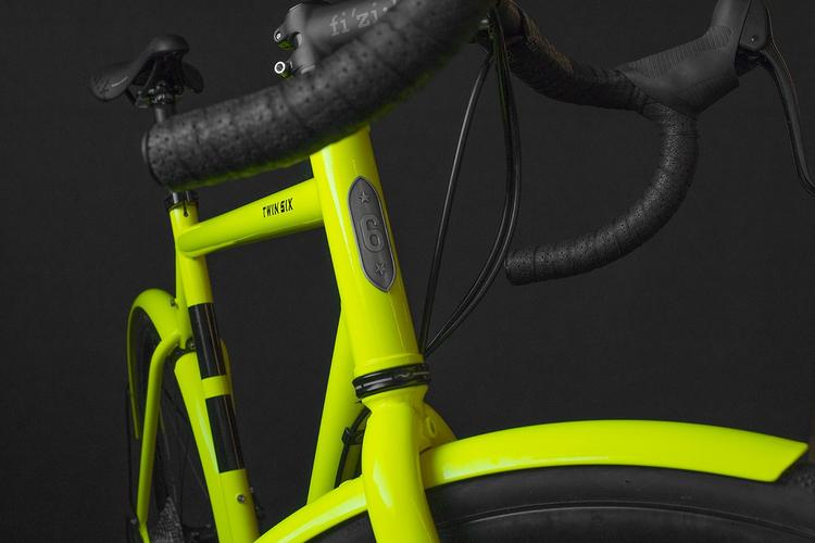 Twin Six's Standard Rando $1900 Complete Comes in High Vis