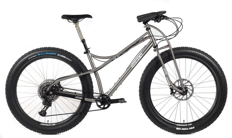 The Jones Titanium Spaceframe Plus LWB is Coming