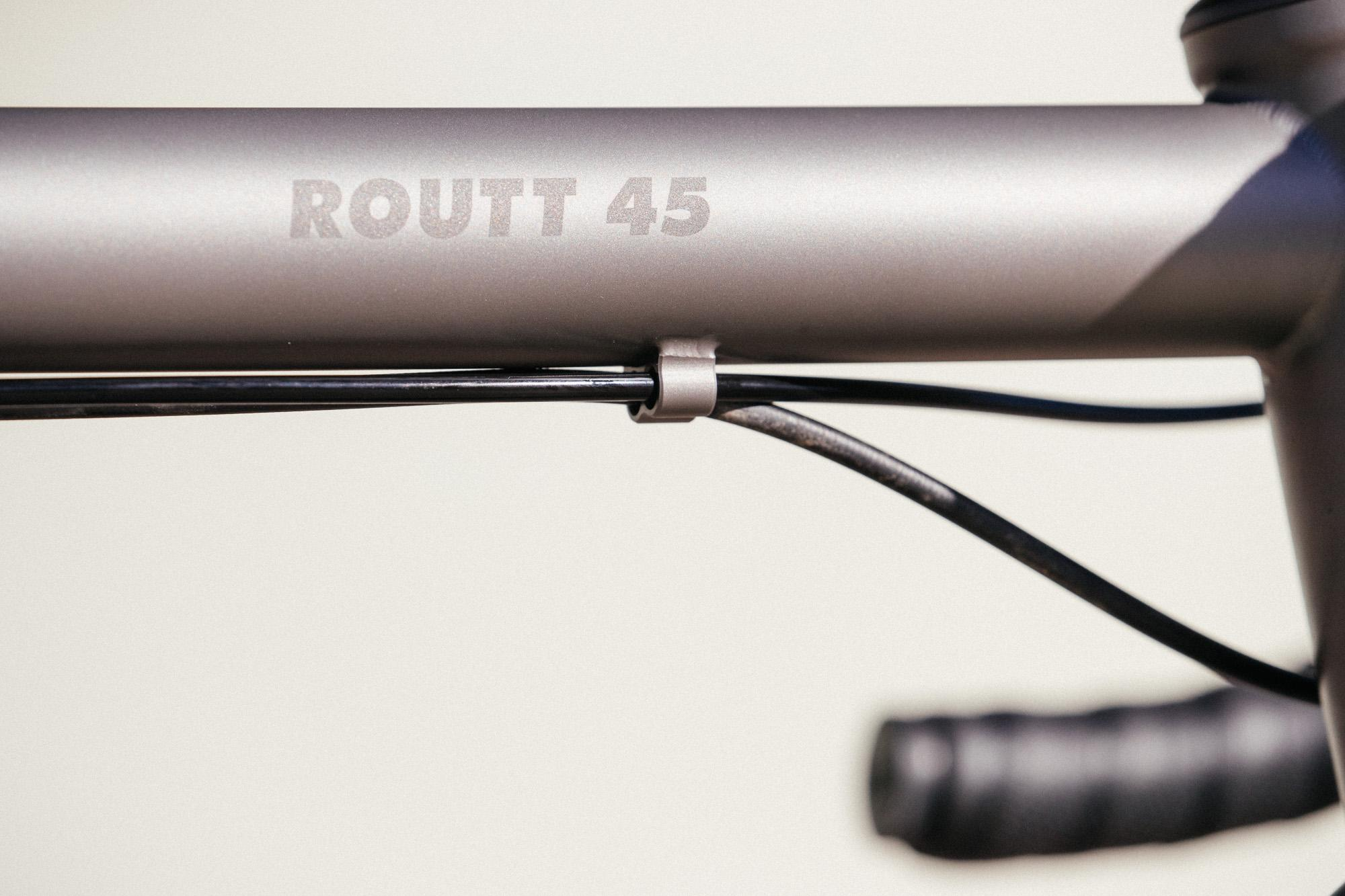 Tom's Moots Routt 45 is Ready To Rip