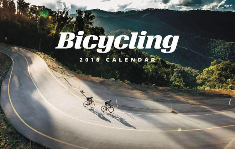 Bicycling Magazine's 2018 Calendar