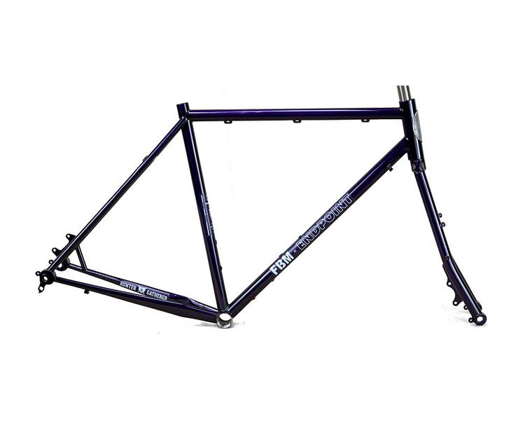 FBM and Endpoint: Hunter Gatherer Touring Frameset is in Stock!