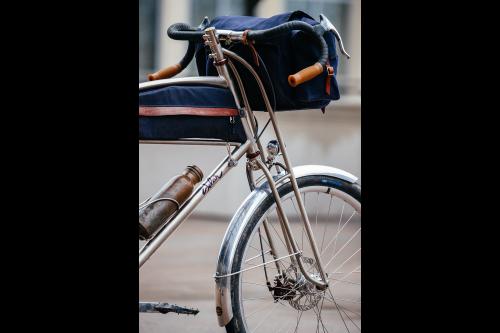 2018 NAHBS: Behold the Sklar Bikes x Ultra Romance Nutmegger