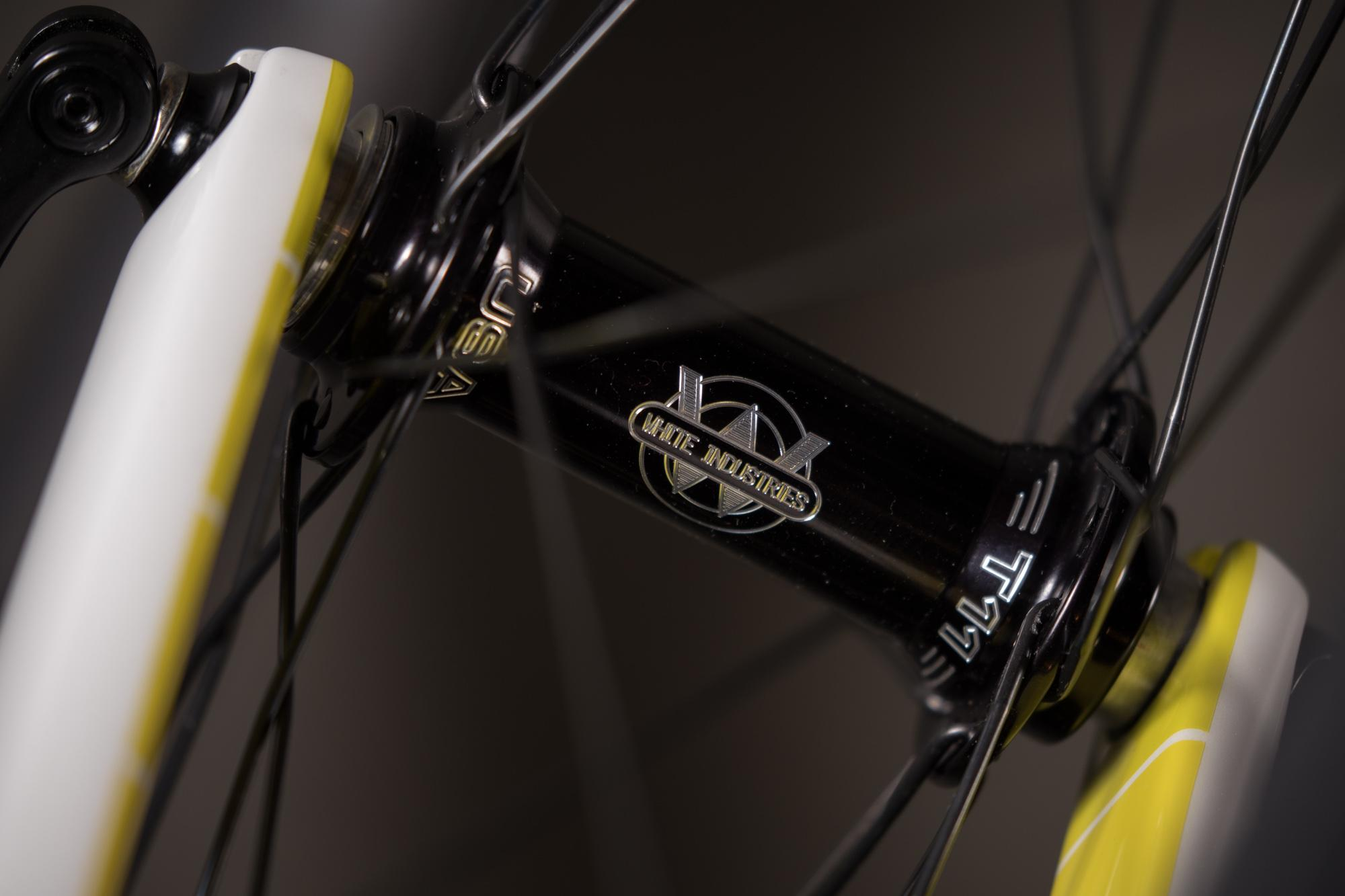 2018 NAHBS: Bishop Bikes Item 4 Production Road