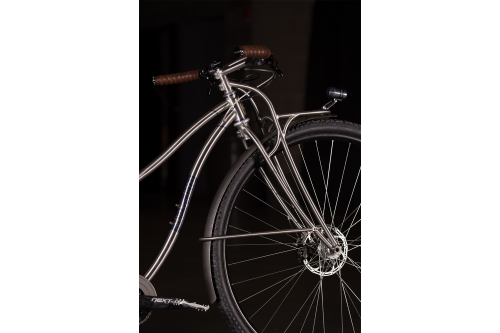 2018 NAHBS: Black Sheep Titanium 36'er