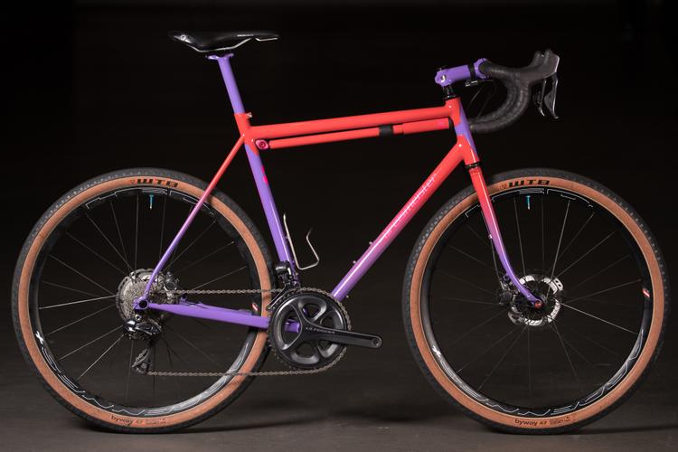 2018 NAHBS: Breismeister Bicycles 650b Roadie