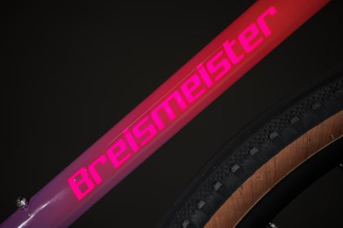 2018 NAHBS: Breismeister Bicycles 650b Roadie