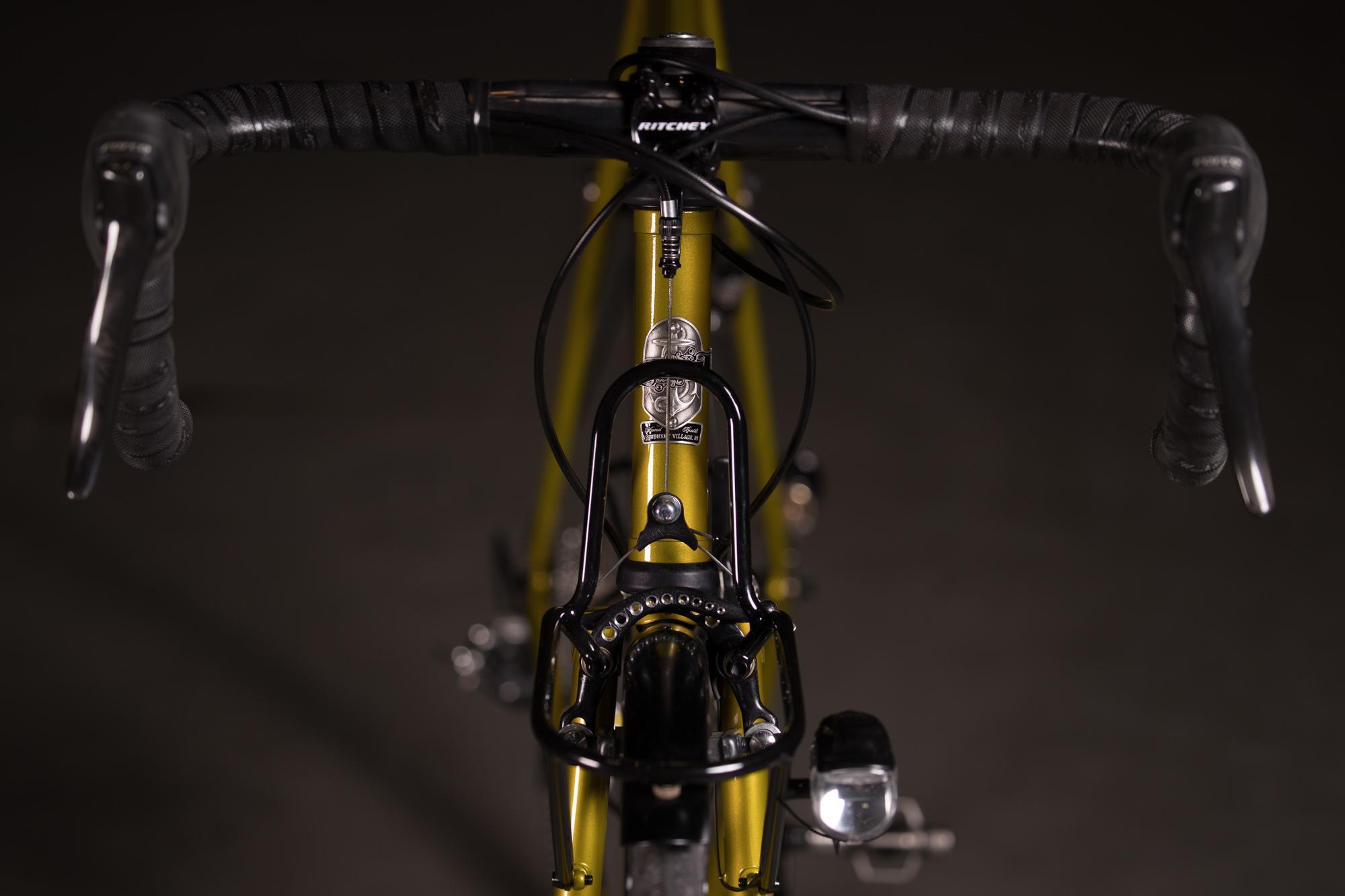 2018 NAHBS: Chapman Cycles Randonneur