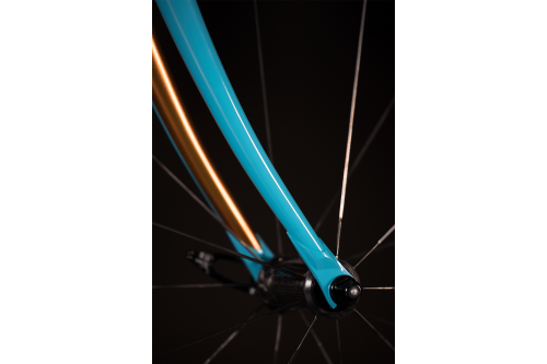 2018 NAHBS: DiNucci Classic Road with Campagnolo