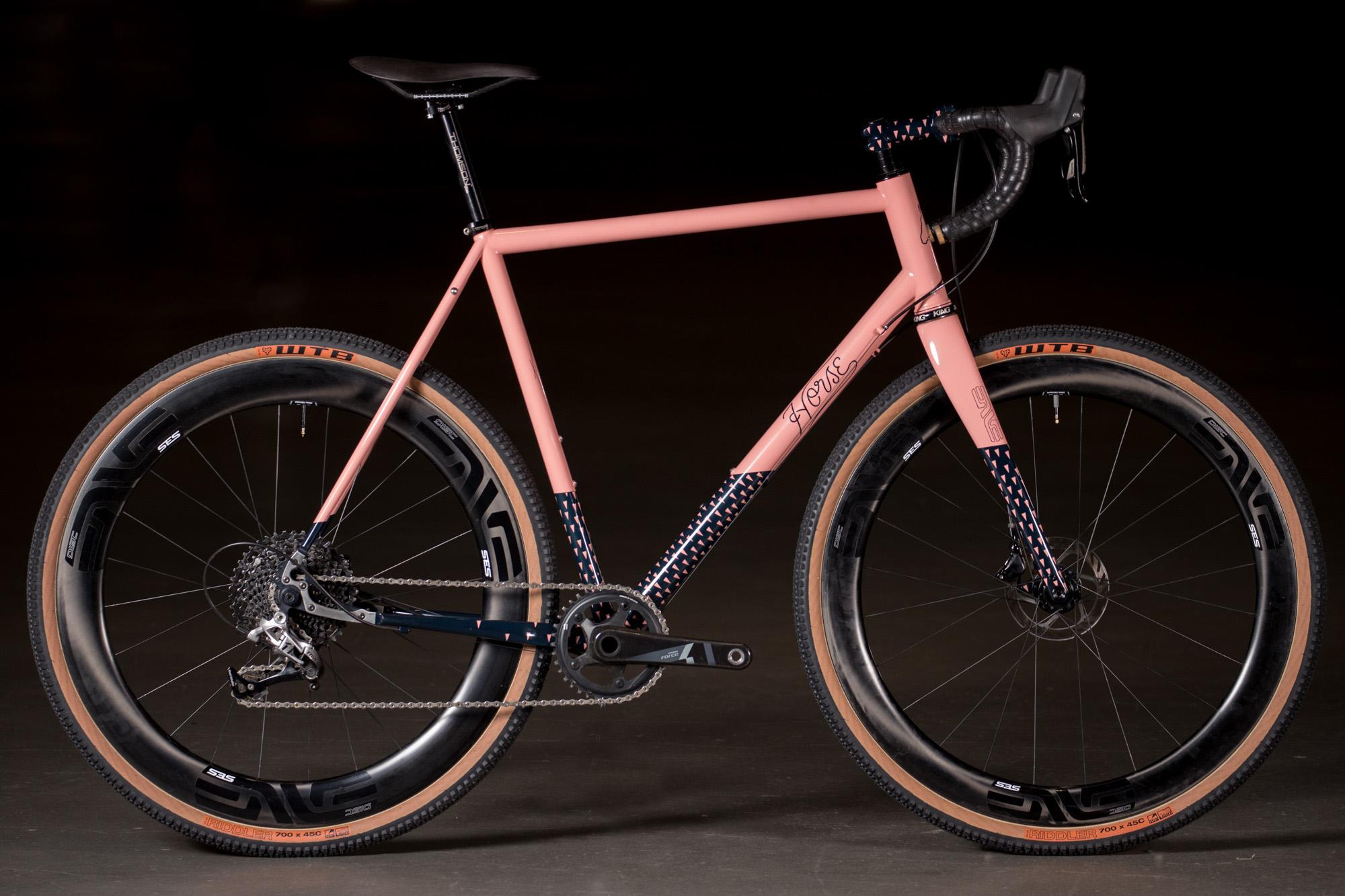 2018 NAHBS: Horse Cycles Road Bike