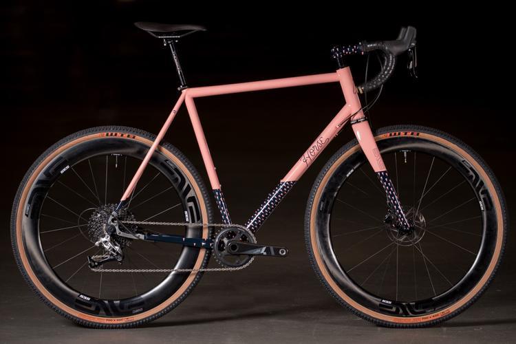 2018 NAHBS: Horse Cycles Road Bike