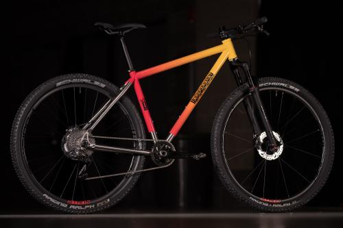 2018 NAHBS: Independent Fabrication Throwback Hardtail