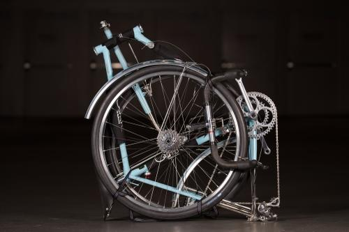 2018 NAHBS: J P Weigle Randonneur Rinko Parts mode...