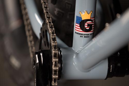 2018 NAHBS: Groovy Cycleworks Jeff Archer Homage Klunker