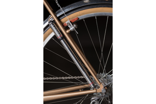 2018 NAHBS: Johnny Coast Randonneur