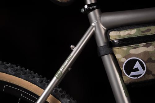 2018 NAHBS: Mosaic Cycles OD GT-2 with JPaks Bags