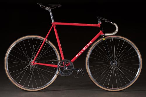 2018 NAHBS: Nelson Vails' Raleigh Tribute Track
