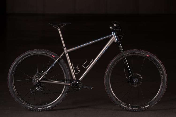 2018 NAHBS: No22 Old King XC MTB
