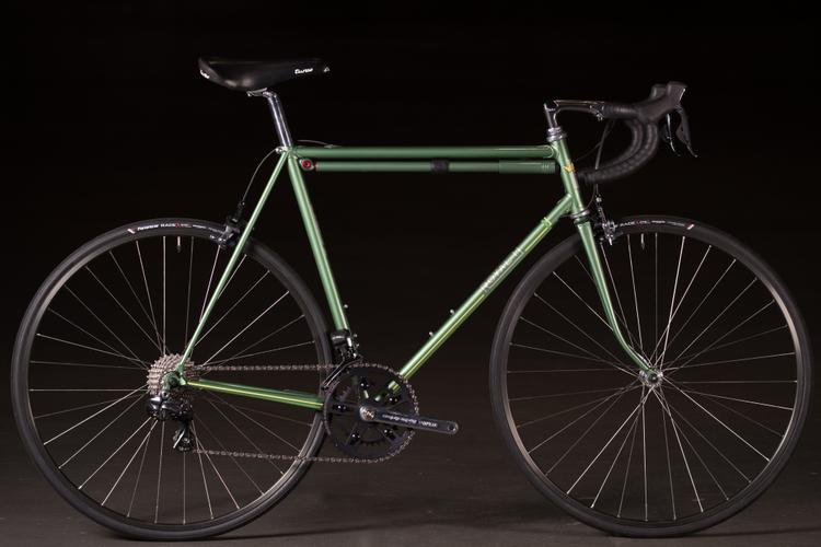 2018 NAHBS: Royal H Cycles Classic Road