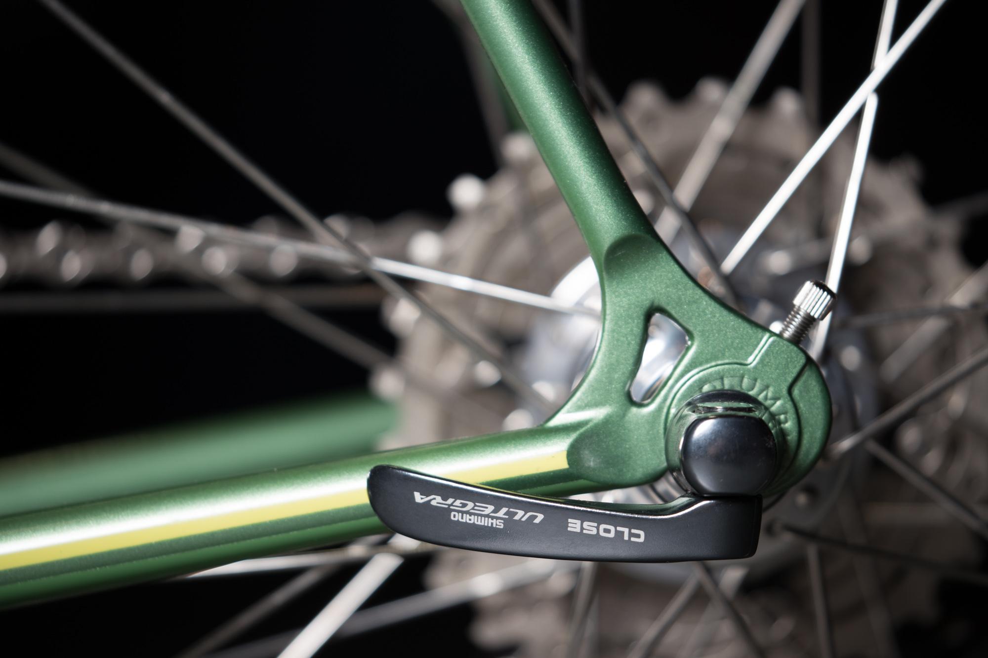 2018 NAHBS: Royal H Cycles Classic Road