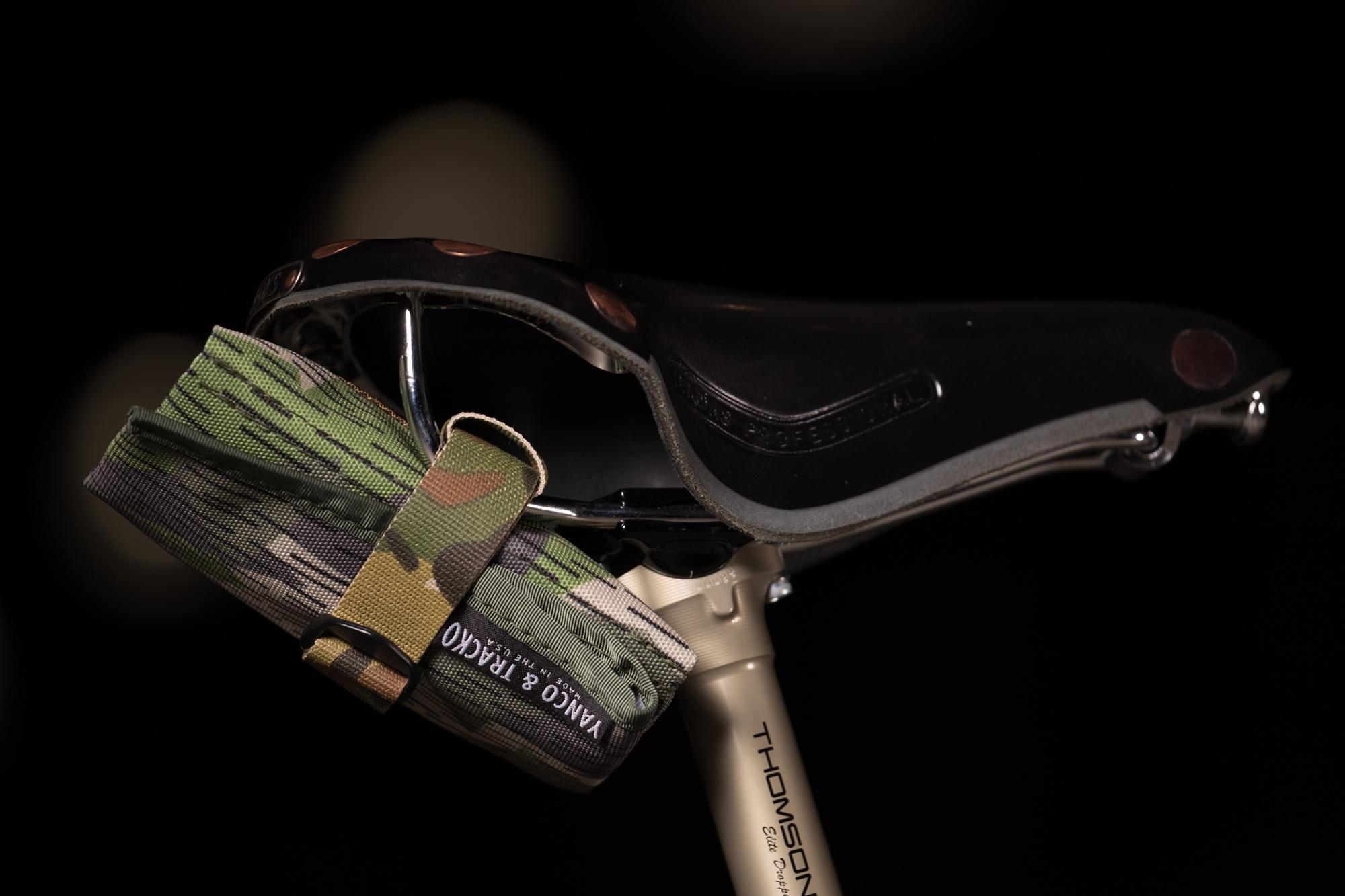 2018 NAHBS: Splinter Camo Stinner SSMTB