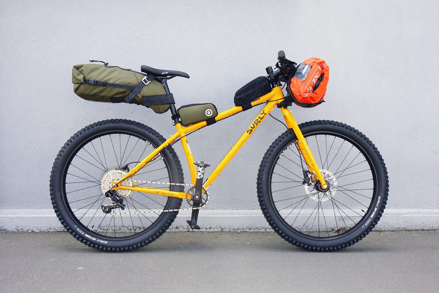 Cactus Outdoor Launches Bikepacking Range
