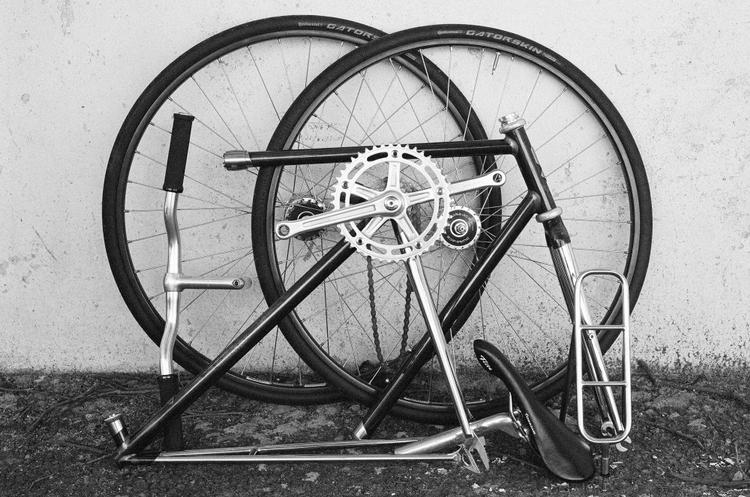 My Mercer Buitelander Track Bike – Stan Engelbrecht