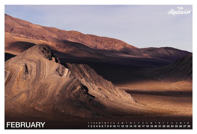 The Radavist 2018 Calendar: February