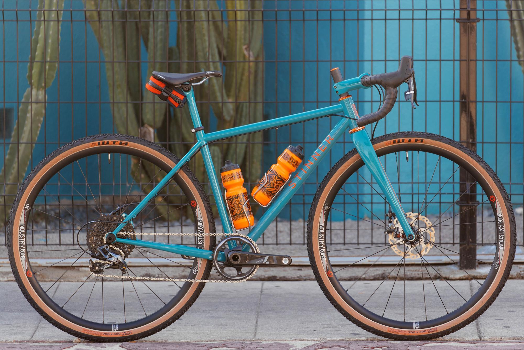 Stinner Frameworks Romero 'Cross Bike-01