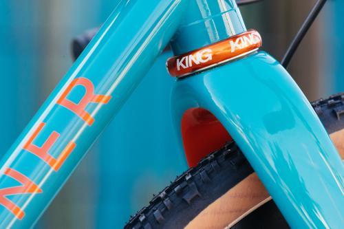 Stinner Frameworks Romero 'Cross Bike