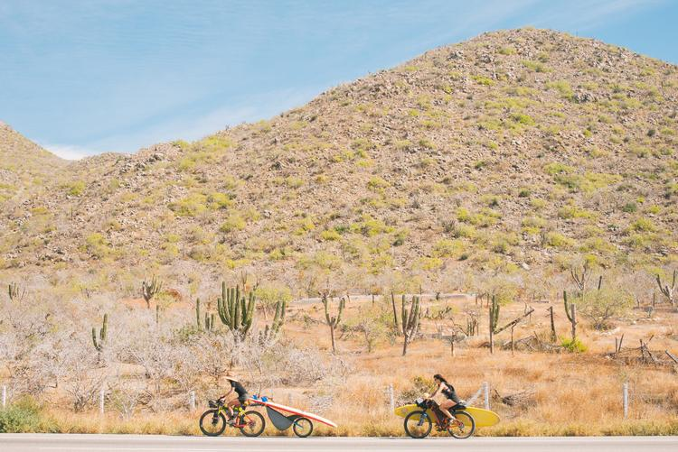 Baja, BB – Dinah Gumns and Spencer Harding