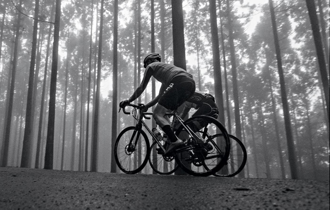 Bicycling: Under the Darkness of Depression a Cyclist Pursues Zen by Bike