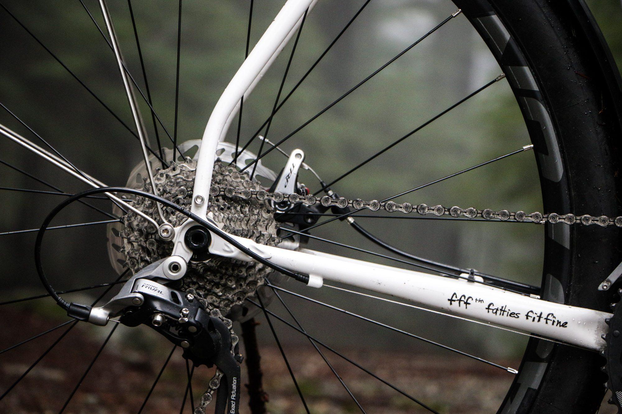 Bracket bike repair replace bottom
