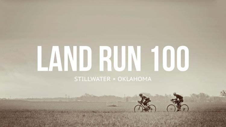 Salsa's Land Run 100 Video