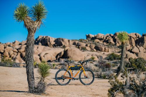 A High Desert Look at the All-City Cycles Gorilla Monsoon