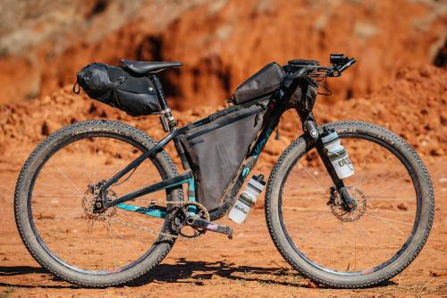 Bailey's Woodsmoke Loaded For the 2018 Tour Divide Race