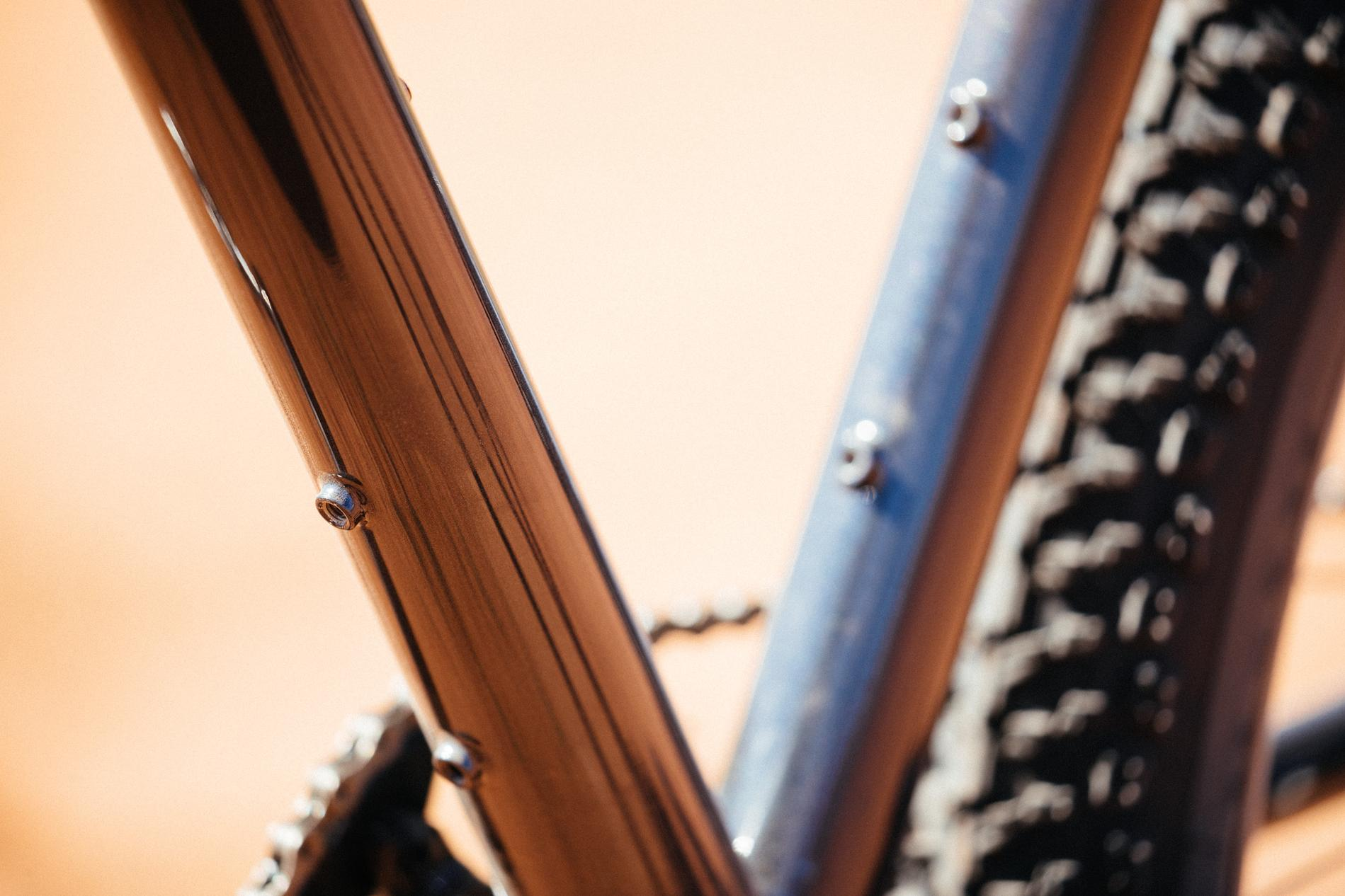 Bobby from Distric Bicycles' Oklahoma Red Dirt Moots Hardtail-22