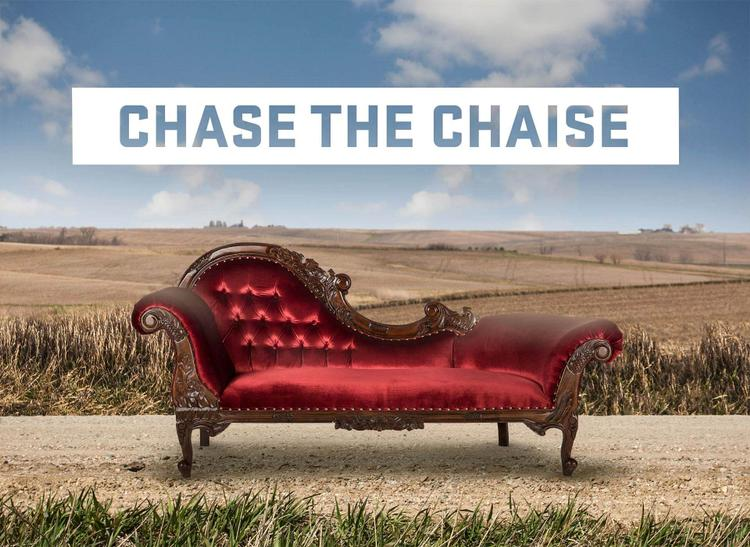 Salsa's 'Chase The Chaise' is Going to the Land Run 100