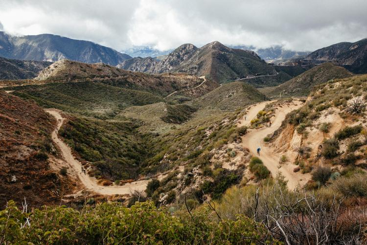 LA Dirt Rides: The Classic Strawberry Peak Loop