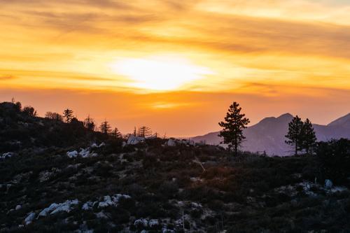San Gabriel Sunsets