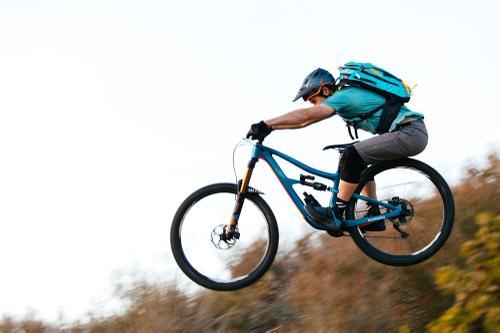 Riding the Chilao Region with Jeff