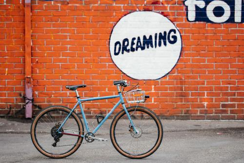 Jimmy and His Crust Bikes Dreamer