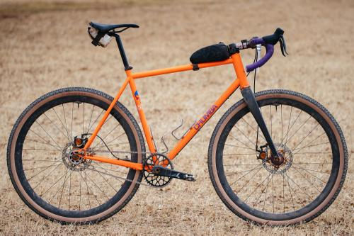 Land Run 100 Rides: Austin from Austin's Chumba Terlingua