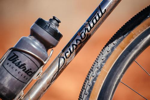 Crystal's Scissortail SSCX with DK Pain Patina