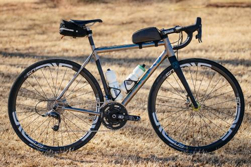 Land Run 100 Rides: Dani and Her Firefly All-Road SHRED SL3D