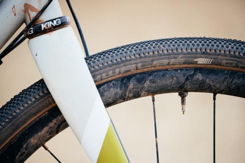 Land Run 100 Rides: My Crema Duo with 700c Ibis D30 Wheels