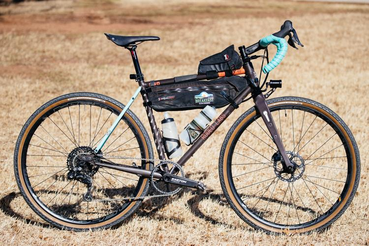 Land Run 100 Rides: Rob's Rodeo Labs Flaanimal 4.0